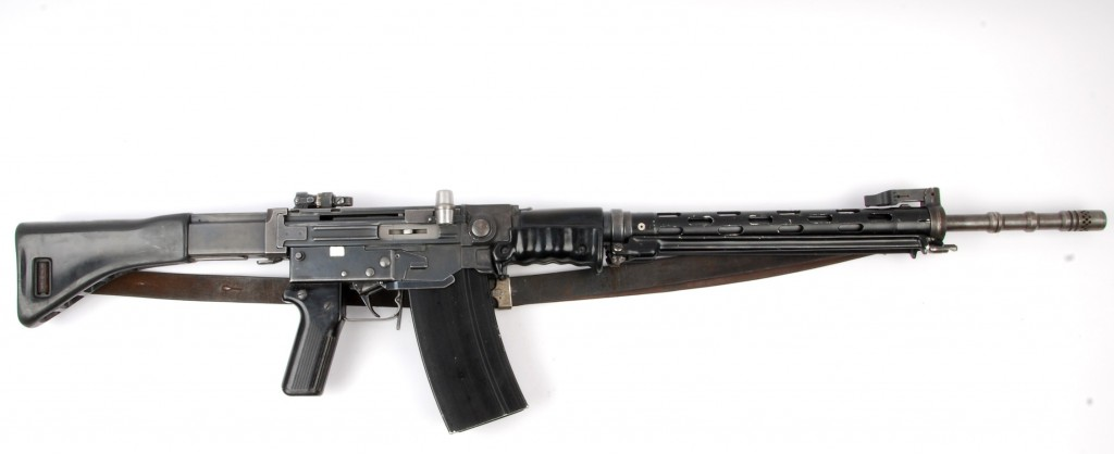 SIG 57 fusil