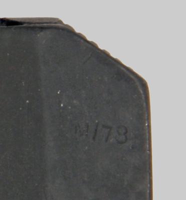GB n°7 M78