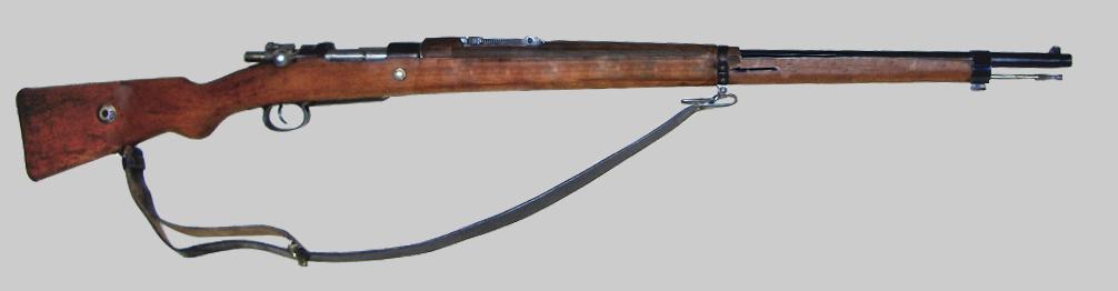 Mauser turque m 1893