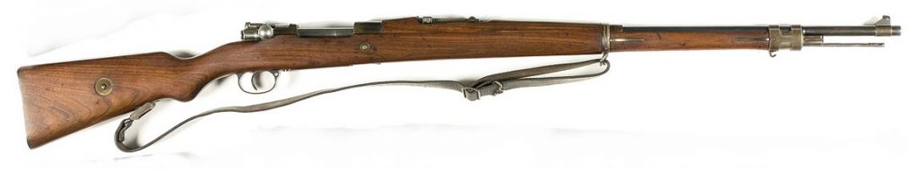 Chilean Steyr Model 1912