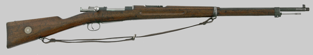 Mauser 1896 suédois