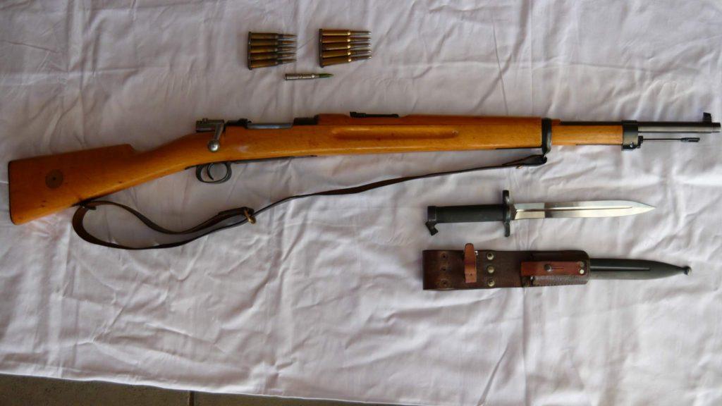 Mauser 38 suédois